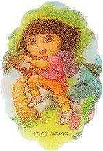 Parfums et Produits cosmétiques Éponge de bain pour enfants Dora, 169-7 - Suavipiel Dora Bath Sponge