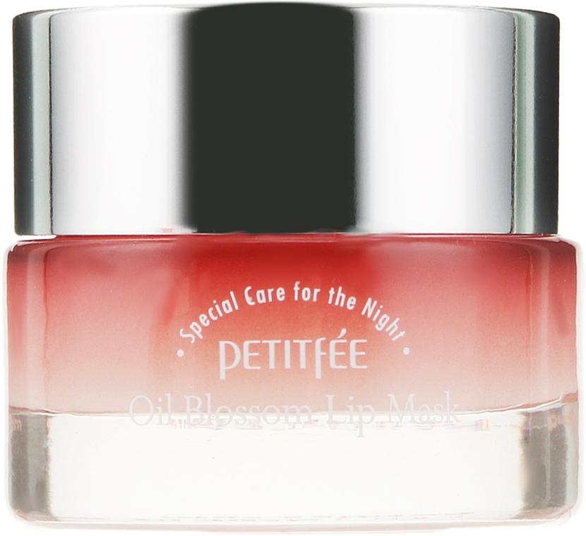 Masque de nuit au beurre de karité pour lèvres - Petitfee&Koelf Oil Blossom Lip Mask