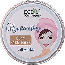 Parfums et Produits cosmétiques Masque anti-rides à l'argile blanche pour visage - Eco U Anti-Wrinkle Clay Face Mask