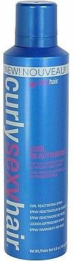 Spray réactivateur de boucles - SexyHair CurlySexyHair Curl Reactivator — Photo N1