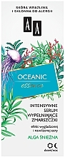 Parfums et Produits cosmétiques Sérum anti-rides comblant à l'algue des neiges, soin jour et nuit - AA Oceanic Essence