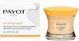 Parfums et Produits cosmétiques Crème de nuit aux extraits de superfruits - Payot My Payot Nuit