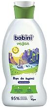 Parfums et Produits cosmétiques Bain moussant hypoallergénique aux extraits de feuilles d'olivier - Bobini Vegan