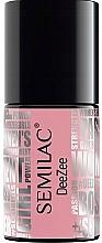 Parfums et Produits cosmétiques Vernis à ongles hybride - Semilac x Deezee UV Hybrid Gel Nail Polish