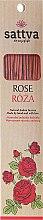Parfums et Produits cosmétiques Bâtons d'encens Rose - Sattva Rose