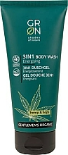 Parfums et Produits cosmétiques Gel douche - GRN Gentlemen's Organic Hemp & Hop 3-in-1 Body Wash