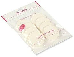 Parfums et Produits cosmétiques Éponges à maquillage, rondes, 8 pcs, 4302 - Donegal Sponge Make-Up