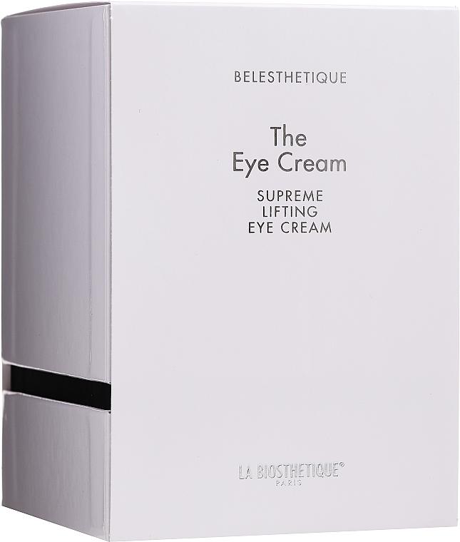 Crème à l'extrait de romarin contour des yeux - La Biosthetique Belesthetique The Eye Cream