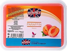 Parfums et Produits cosmétiques Paraffine à la pêche pour mains et pieds - Ronney Paraffin Peach