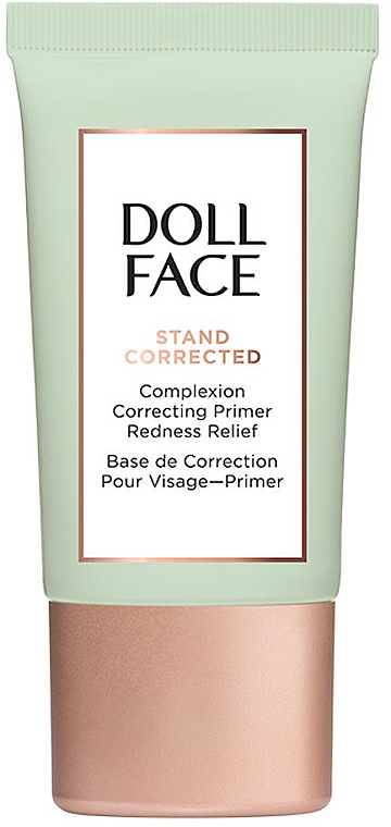 Base de teint anti-rougeurs - Doll Face Stand Corrected Complexion Equalizer Primer — Photo N1