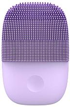 Parfums et Produits cosmétiques Brosse nettoyante ultrasonique pour visage, violet - Xiaomi inFace 2 Purple