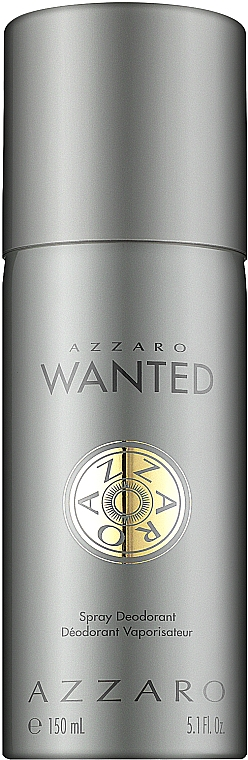 Azzaro Wanted - Déodorant spray