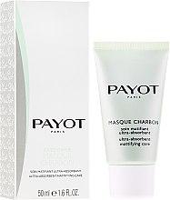 Parfums et Produits cosmétiques Masque au charbon actif et extraits de menthe pour visage - Payot Pate Grise Masque Charbon