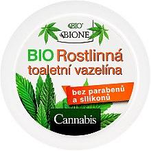 Parfums et Produits cosmétiques Vaseline végétale - Bione Cosmetics Cannabis Plant Vaseline