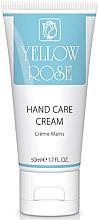 Parfums et Produits cosmétiques Crème hydratante pour mains - Yellow Rose Hand Care Cream