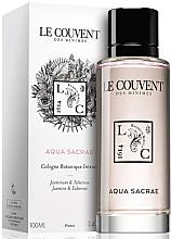 Parfums et Produits cosmétiques Le Couvent des Minimes Aqua Sacrae - Eau de Cologne