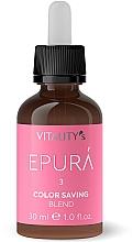 Parfums et Produits cosmétiques Concentré pour cheveux colorés - Vitality's Epura Color Saving Blend