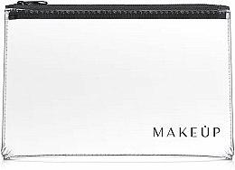 Parfums et Produits cosmétiques Trousse de toilette transparente Flat Glow, 26 x 16 cm - MakeUp