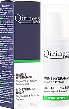 Parfums et Produits cosmétiques Baume hydratant visage pour homme, peaux sèches - Qiriness Men Moisturizing Balm