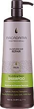 Parfums et Produits cosmétiques Shampooing végan à l'huile de macadamia - Macadamia Professional Nourishing Repair Shampoo