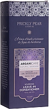 Parfums et Produits cosmétiques Après-shampooing à l'huile d'argan bio sans rinçage - Arganicare Prickly Pear Nourishing Leave-in Conditioner
