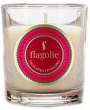 Parfums et Produits cosmétiques Bougie parfumée Fraise et Framboise - Flagolie Fragranced Candle Strawberry And Raspberry
