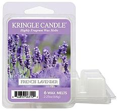 Parfums et Produits cosmétiques Cire parfumée pour lampe aromatique - Kringle Candle Wax Melt French Lavender