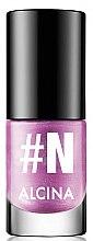 Parfums et Produits cosmétiques Vernis à ongles - Alcina Nail Colour