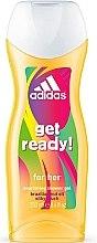 Parfums et Produits cosmétiques Adidas Get Ready! For Her - Gel douche