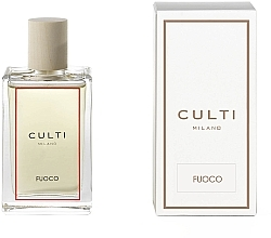 Parfums et Produits cosmétiques Spray d'ambiance - Culti Milano Room Spray Fuoco