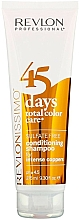 Parfums et Produits cosmétiques Shampooing et après-shampooing pour cheveux cuivré - Revlon Professional Revlonissimo 45 Days Intense Coppers 2in1