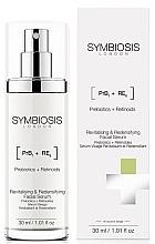 Parfums et Produits cosmétiques Sérum aux prébiotiques et rétinoïdes pour visage - Symbiosis London Revitalising & Redensifying Facial Serum