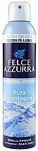 Parfums et Produits cosmétiques Spray d'ambiance Montagne pure - Felce Azzurra Pura Montagna Spray