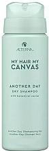 Parfums et Produits cosmétiques Shampooing sec au charbon blanc (mini) - Alterna My Hair My Canvas Another Day Dry Shampoo