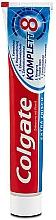 Parfums et Produits cosmétiques Dentifrice rafraîchissant - Colgate Toothpaste Complete 8 Extra Fresh