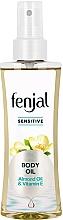 Parfums et Produits cosmétiques Huile à la vitamine E et huile d'amande pour corps - Fenjal Sensitive Body Oil
