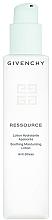 Lotion à l'extrait de réglisse pour visage et cou - Givenchy Ressource Soothing Moisturizing Anti-Stress Lotion — Photo N1