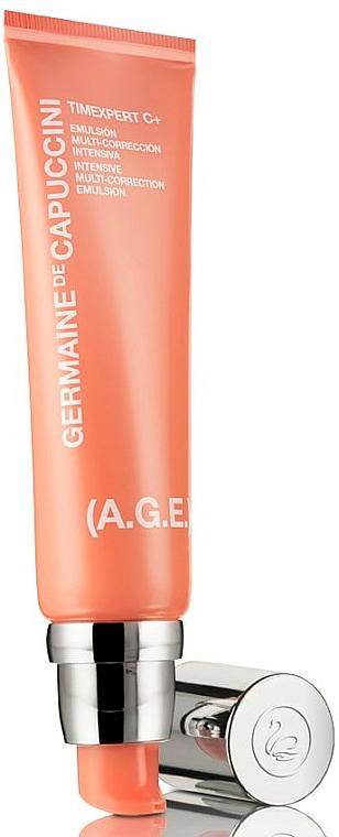 Émulsion multi-corrective intense pour le visage - Germaine de Capuccini Timexpert C+ (A.G.E.) Intensive Multi-Correction Emulsion