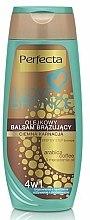 Parfums et Produits cosmétiques Baume autobronzant foncé pour corps - Perfecta I Love Bronze Balm