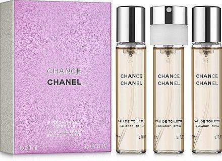 Chanel Chance - Eau de toilette (refill) — Photo N1