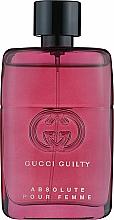 Parfums et Produits cosmétiques Gucci Guilty Absolute Pour Femme - Eau de Parfum
