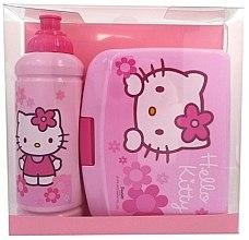 Parfums et Produits cosmétiques Set enfant - Disney Hello Kitty (bouteille/425 ml + boîte repas)