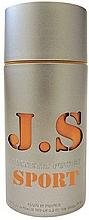 Parfums et Produits cosmétiques Jeanne Arthes J.S. Magnetic Power Sport - Eau de Toilette