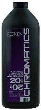 Crème-huile révélateur 6% - Redken Chromatics Developer 20 vol — Photo N1
