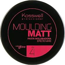 Parfums et Produits cosmétiques Pâte coiffante au fini mat - Kosswell Professional Dfine Moulding Matt 4