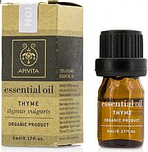 Parfums et Produits cosmétiques Huile essentielle de thym - Apivita