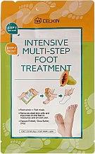 Parfums et Produits cosmétiques Soin intense multi-étapes pour pieds - Celkin Intensive Multi-Step Foot Treatment