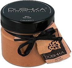Parfums et Produits cosmétiques Masque à l'argile rouge pour visage - Dushka