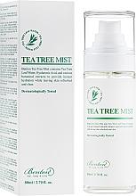 Parfums et Produits cosmétiques Spray à l'extrait d'arbre à thé pour visage - Benton Tea Tree Mist