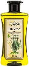 Parfums et Produits cosmétiques Shampooing à l'aloès - Melica Organic Shine Shampoo